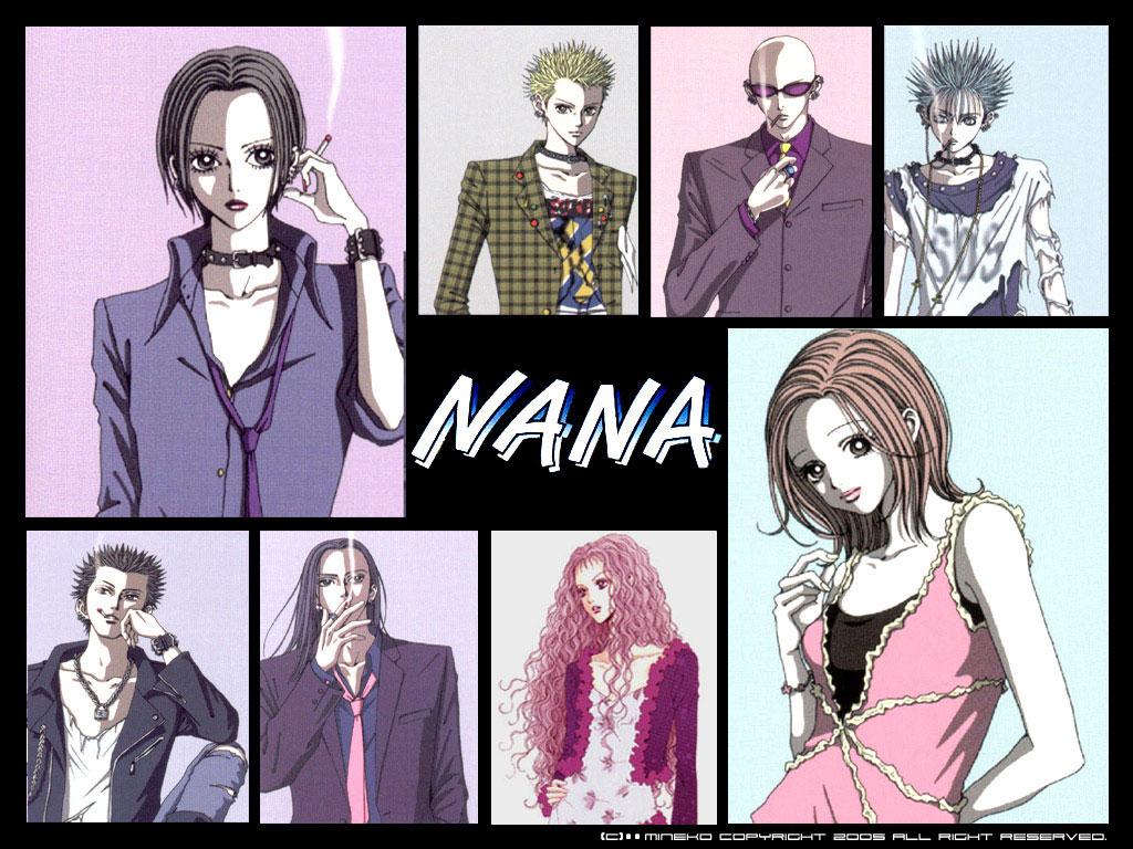 Nana (mangas)